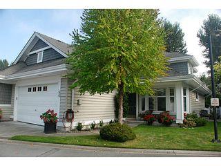 """Photo 1: 60 5900 FERRY Road in Ladner: Neilsen Grove Townhouse for sale in """"CHESAPEAKE LANDING"""" : MLS®# V1044260"""