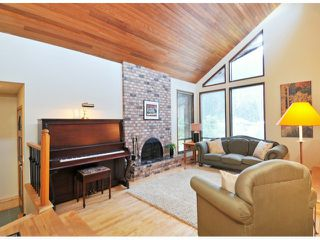 """Photo 1: 14358 GREENCREST Drive in Surrey: Elgin Chantrell House for sale in """"Elgin Creek Estates"""" (South Surrey White Rock)  : MLS®# F1404009"""