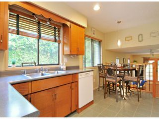 """Photo 5: 14358 GREENCREST Drive in Surrey: Elgin Chantrell House for sale in """"Elgin Creek Estates"""" (South Surrey White Rock)  : MLS®# F1404009"""