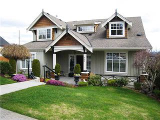 Photo 1: 845 BURNABY Street in New Westminster: The Heights NW House for sale : MLS®# V1056243