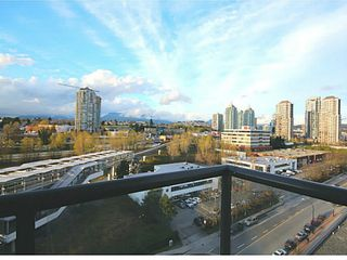 "Photo 2: 1104 4118 DAWSON Street in Burnaby: Brentwood Park Condo for sale in ""Tandem 1"" (Burnaby North)  : MLS®# V1057568"