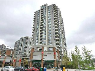"Photo 1: 1104 4118 DAWSON Street in Burnaby: Brentwood Park Condo for sale in ""Tandem 1"" (Burnaby North)  : MLS®# V1057568"