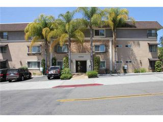 Main Photo: SAN DIEGO Condo for sale : 2 bedrooms : 4560 60th Street #6