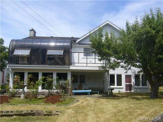 Photo 1: 2945 Admirals Road in VICTORIA: SW Portage Inlet Single Family Detached for sale (Saanich West)  : MLS®# 339446