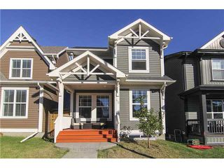 Photo 1: 48 AUBURN BAY Crescent SE in Calgary: Auburn Bay Residential Detached Single Family for sale : MLS®# C3636481