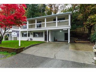 Photo 1: A 34660 IMMEL Street in Abbotsford: Abbotsford East House 1/2 Duplex for sale : MLS®# F1426306