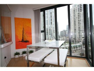 Photo 3: 604 1155 HOMER Street in Vancouver: Yaletown Condo for sale (Vancouver West)  : MLS®# V1099370
