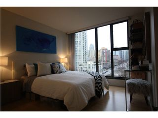 Photo 6: 604 1155 HOMER Street in Vancouver: Yaletown Condo for sale (Vancouver West)  : MLS®# V1099370