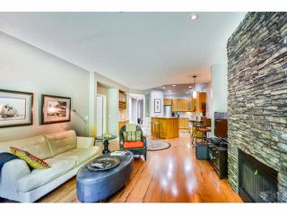 """Photo 5: 40 16655 64TH Avenue in Surrey: Cloverdale BC Townhouse for sale in """"The Ridge Woods"""" (Cloverdale)  : MLS®# F1440022"""