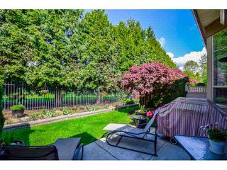 """Photo 14: 40 16655 64TH Avenue in Surrey: Cloverdale BC Townhouse for sale in """"The Ridge Woods"""" (Cloverdale)  : MLS®# F1440022"""