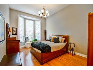 """Photo 10: 40 16655 64TH Avenue in Surrey: Cloverdale BC Townhouse for sale in """"The Ridge Woods"""" (Cloverdale)  : MLS®# F1440022"""