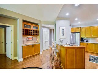 """Photo 7: 40 16655 64TH Avenue in Surrey: Cloverdale BC Townhouse for sale in """"The Ridge Woods"""" (Cloverdale)  : MLS®# F1440022"""