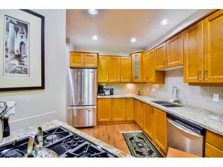"""Photo 6: 40 16655 64TH Avenue in Surrey: Cloverdale BC Townhouse for sale in """"The Ridge Woods"""" (Cloverdale)  : MLS®# F1440022"""