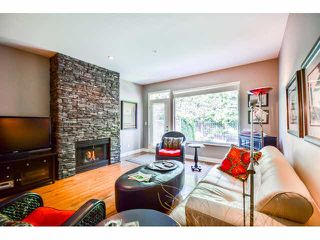 """Photo 4: 40 16655 64TH Avenue in Surrey: Cloverdale BC Townhouse for sale in """"The Ridge Woods"""" (Cloverdale)  : MLS®# F1440022"""