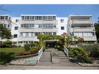 Photo 2: 205 1050 Park Blvd in VICTORIA: Vi Fairfield West Condo for sale (Victoria)  : MLS®# 702718