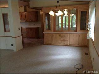 Photo 5: 515 2850 Stautw Rd in SAANICHTON: CS Hawthorne Manufactured Home for sale (Central Saanich)  : MLS®# 702862