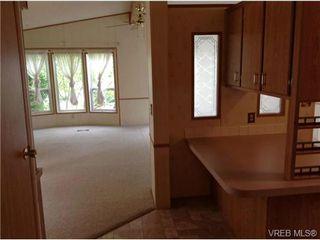Photo 6: 515 2850 Stautw Rd in SAANICHTON: CS Hawthorne Manufactured Home for sale (Central Saanich)  : MLS®# 702862
