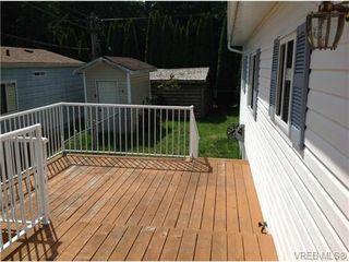 Photo 16: 515 2850 Stautw Rd in SAANICHTON: CS Hawthorne Manufactured Home for sale (Central Saanich)  : MLS®# 702862
