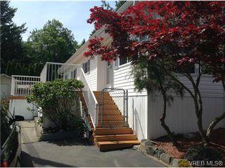 Photo 2: 515 2850 Stautw Rd in SAANICHTON: CS Hawthorne Manufactured Home for sale (Central Saanich)  : MLS®# 702862