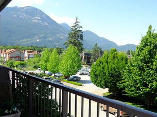 "Photo 1: 313 1336 MAIN Street in Squamish: Downtown SQ Condo for sale in ""THE ARTISAN"" : MLS®# V1125394"