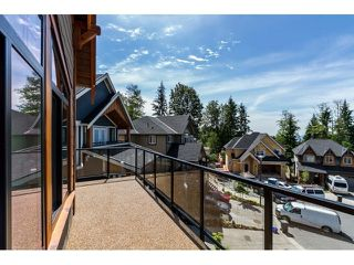 "Photo 20: 3415 DEVONSHIRE Avenue in Coquitlam: Burke Mountain House for sale in ""BURKE MOUNTAIN"" : MLS®# V1129186"