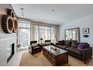 "Photo 3: 2969 WALL Street in Vancouver: Hastings East Townhouse for sale in ""AVANT"" (Vancouver East)  : MLS®# V1133275"