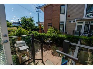 "Photo 2: 2969 WALL Street in Vancouver: Hastings East Townhouse for sale in ""AVANT"" (Vancouver East)  : MLS®# V1133275"
