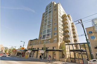 """Main Photo: 804 1030 W BROADWAY in Vancouver: Fairview VW Condo for sale in """"LA COLUMBA"""" (Vancouver West)  : MLS®# R2042479"""
