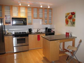 """Photo 5: 1201 969 RICHARDS Street in Vancouver: Downtown VW Condo for sale in """"MONDRIAN 2"""" (Vancouver West)  : MLS®# R2116283"""