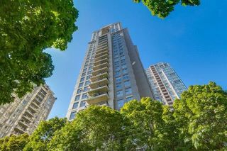 """Photo 1: 1201 969 RICHARDS Street in Vancouver: Downtown VW Condo for sale in """"MONDRIAN 2"""" (Vancouver West)  : MLS®# R2116283"""