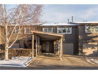 Photo 3: 15 2225 OAKMOOR Drive SW in Calgary: Palliser House for sale : MLS®# C4092246