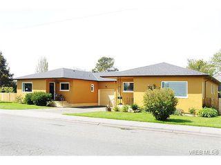 Photo 1: 2834/2840 Henderson Rd in VICTORIA: OB Henderson House for sale (Oak Bay)  : MLS®# 750634