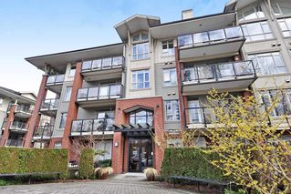 "Photo 1: 307 200 CAPILANO Road in Port Moody: Port Moody Centre Condo for sale in ""SUTER BROOK"" : MLS®# R2140486"