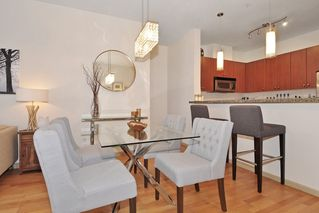 "Photo 5: 307 200 CAPILANO Road in Port Moody: Port Moody Centre Condo for sale in ""SUTER BROOK"" : MLS®# R2140486"