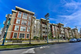 "Photo 1: 403 2477 KELLY Avenue in Port Coquitlam: Central Pt Coquitlam Condo for sale in ""SOUTH VERDE"" : MLS®# R2140951"