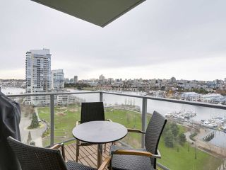 "Photo 10: 1206 638 BEACH Crescent in Vancouver: Yaletown Condo for sale in ""ICON I"" (Vancouver West)  : MLS®# R2148228"