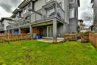 "Photo 20: 110 18777 68A Avenue in Surrey: Clayton Townhouse for sale in ""Compass"" (Cloverdale)  : MLS®# R2148889"