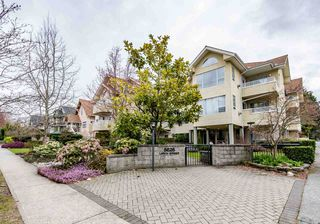 Photo 1: 305 5626 LARCH Street in Vancouver: Kerrisdale Condo for sale (Vancouver West)  : MLS®# R2152560