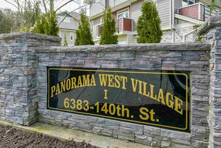 Photo 2: 21 6383 140 Street in Surrey: Sullivan Station Townhouse for sale : MLS®# R2152595
