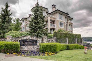 "Main Photo: 419 3629 DEERCREST Drive in North Vancouver: Roche Point Condo for sale in ""DEERFIELD BY THE SEA"" : MLS®# R2165310"