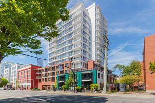Photo 1: 706 834 Johnson St in VICTORIA: Vi Downtown Condo for sale (Victoria)  : MLS®# 763292