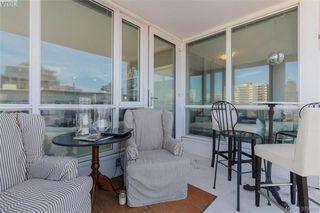 Photo 16: 706 834 Johnson St in VICTORIA: Vi Downtown Condo for sale (Victoria)  : MLS®# 763292