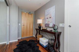 Photo 3: 706 834 Johnson St in VICTORIA: Vi Downtown Condo for sale (Victoria)  : MLS®# 763292