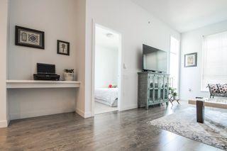 """Photo 12: 420 608 COMO LAKE Avenue in Coquitlam: Coquitlam West Condo for sale in """"GEORGIA"""" : MLS®# R2184913"""