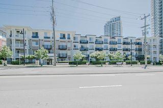 """Photo 34: 420 608 COMO LAKE Avenue in Coquitlam: Coquitlam West Condo for sale in """"GEORGIA"""" : MLS®# R2184913"""