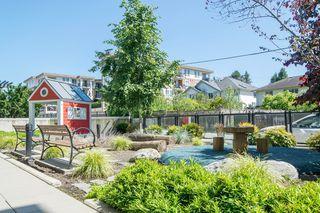 """Photo 35: 420 608 COMO LAKE Avenue in Coquitlam: Coquitlam West Condo for sale in """"GEORGIA"""" : MLS®# R2184913"""