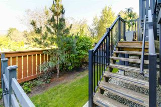 "Photo 17: 110 2428 NILE Gate in Port Coquitlam: Riverwood Townhouse for sale in ""DOMINION"" : MLS®# R2200730"