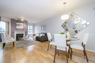 """Photo 1: 403 211 TWELFTH Street in New Westminster: Uptown NW Condo for sale in """"DISCOVERY REACH"""" : MLS®# R2221754"""