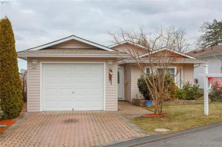 Photo 1: 56 Salmon Lane in VICTORIA: VR Glentana Manu Single-Wide for sale (View Royal)  : MLS®# 387925
