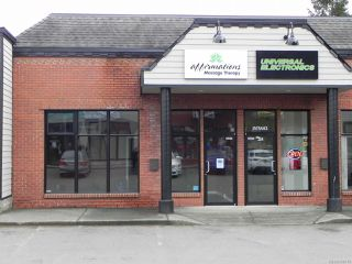 Photo 1: 203 1995 CLIFFE Avenue in COURTENAY: CV Courtenay City Mixed Use for lease (Comox Valley)  : MLS®# 780119